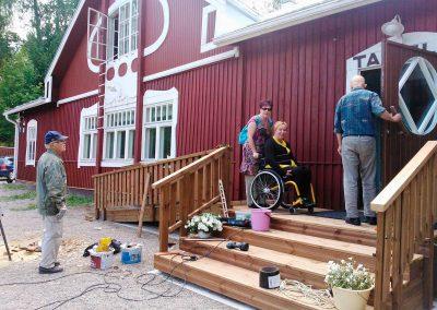 Jyväskylän seudun nuorisoseuran rempparyhmä