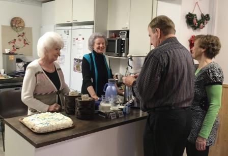 Kerhotoimintaa eläkeläisille