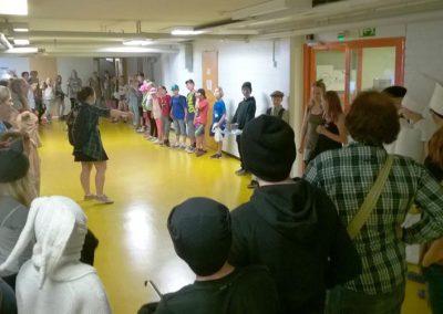 Luova lava kerhojen harjoitukset TF2016