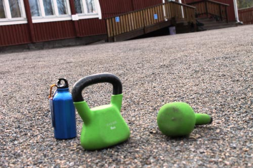 Avoimet liikuntaillat Tapiolassa