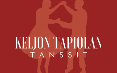 Tanssit Tapiolassa syksyllä joka tiistai